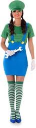 Damesjurkje Luigi (4 delig)