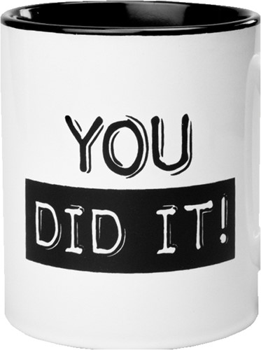 Mok Geslaagd - You Did It