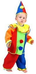 Baby Clownkostuum Timmeke