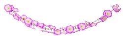 Bloemenslinger 3 mtr