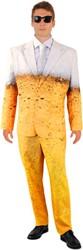 Heren Bier Kostuum de Biermeister