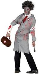 Herenkostuum Halloween Dokter