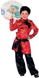 China Girl Rood