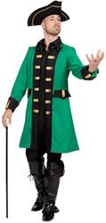 Herenjas Garde Groen-Zwart