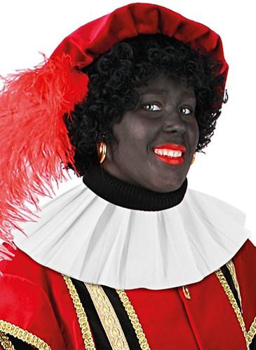 Kraag Zwarte Piet Papier