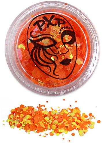 PXP Glitters Grof Oranje (Goldfish Orange) 5gr.