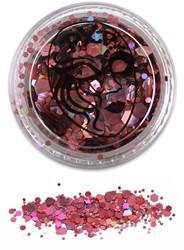 PXP Glitters Grof Powder Pink 5gr.