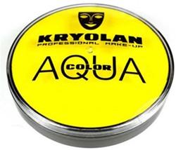 Aquacolor Kryolan Geel 20ml