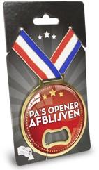Medaille Opener Pa -  Afblijven