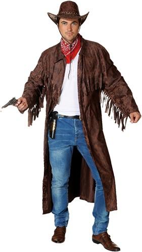 Cowboymantel Bruin