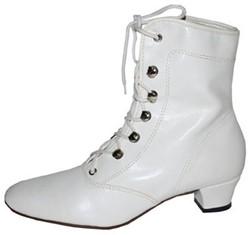 Dansmarieke Laarsjes Wit voor kinderen