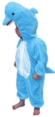 Kinderkostuum Dolfijn