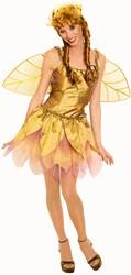 Dameskostuum Bosfee + Vleugels