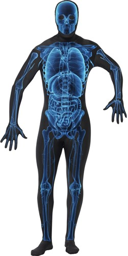 X-Ray Second Skin Suit / Morph