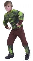 Kinderkostuum Hulk