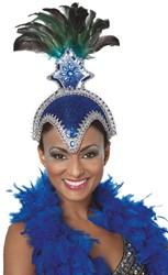Samba tooi Blauw