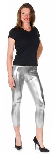 Legging 3 kwart Luxe Zilver