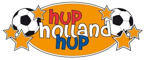 Deco Hup Holland Hup 60x24cm