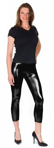 Legging 3 kwart Luxe Zwart