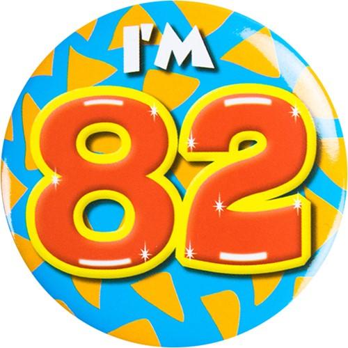 Button 82 jaar