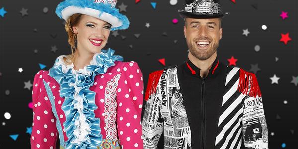 Voorpag - Banner 6: Carnavalsjassen