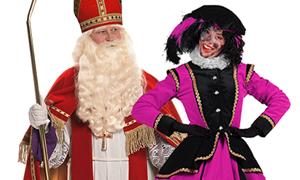 Carnavalsaccessoires Sinterklaas & Zwarte Piet