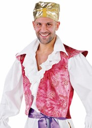 Sultan Vest Luxe Rood