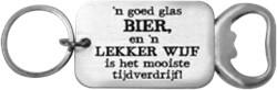 Flesopener Goed glas bier