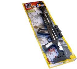 Machinegeweer Combat met Geluid