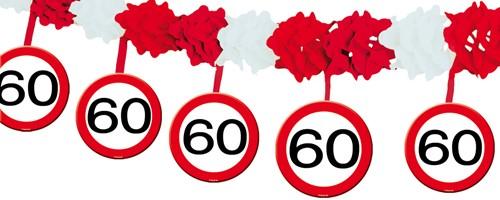 Slinger 60 Jaar Verkeersbord