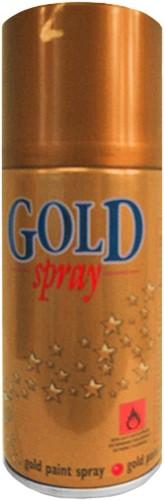 Decoratie Spray Goud (150ml)