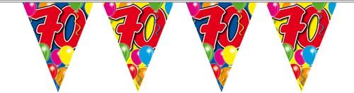 Vlaggenlijn 70 jaar 10mtr