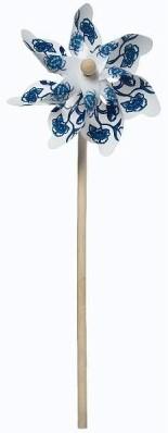 Windmill Delft Blue 45cm
