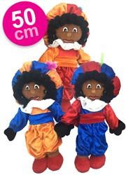 Decoratie Zwarte Piet (50cm)
