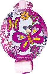 Roltongen 6st Butterfly