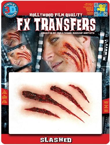 Professionele Wond FX - Slashed