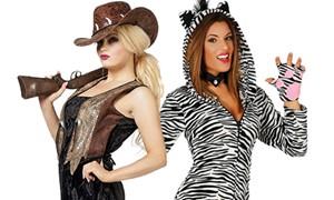 Koop nu je holbewoner kostuum bij Carnavalsland!