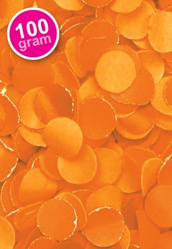 Confetti 100 gr Oranje