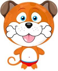 Folieballon Happy Dog - Hond (78x52cm)