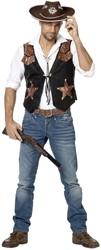 Heren Cowboyvest Star