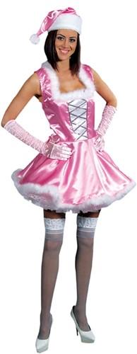 Kerstmeisje Roze / Sexy Prinses