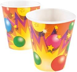 Beker Party Balls 10st