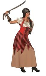 Dames Piratenkostuum Syren