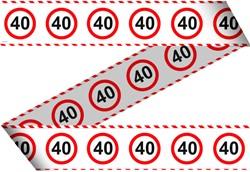 Markeerlint 40 Jaar Verkeersbor