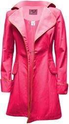 Damesjas Pink Luxe met Gouden Piping