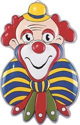 Deco Clown Fritz (74x47cm)