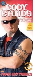 Arm Tattoos Tough Tribals (2st.)