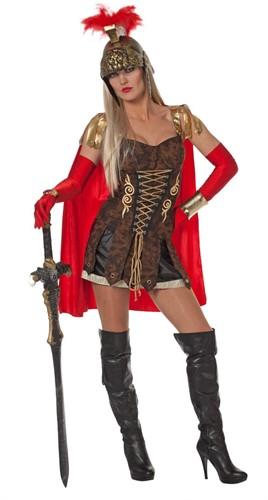 Dameskostuum Spartacus Lady