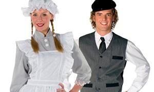 Carnavalsaccessoires Boeren & Boerinnen