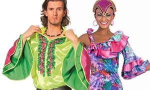 Koop nu een gaaf Braziliaans carnaval kostuum bij Carnavalsland!